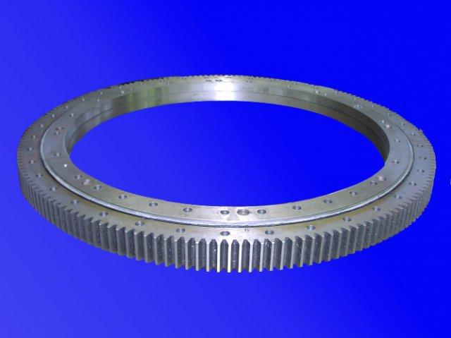 Опорно-поворотное устройство с буртом (КС-45721, КС-4574) ОП-1451.2.1.8.3.Р.У1Б (40 отв.)