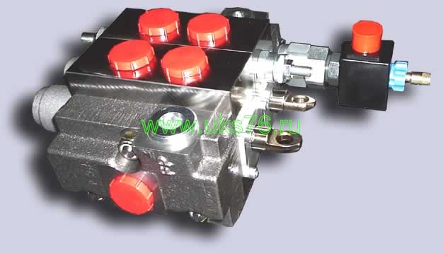 Гидрораспределитель Q130 (КС-55713) (Q130/2 код 100020111500301)