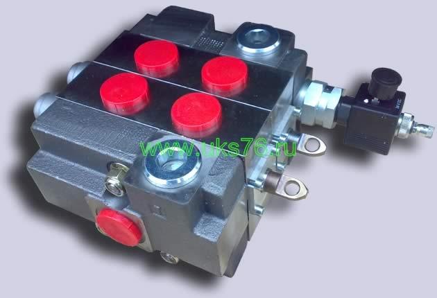 Гидрораспределитель Q80 (Q80/2Е код 080020103450401)