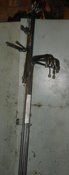 Комплект  трубок маслопровода к опорам (КС-4572)